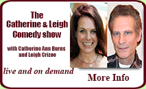 Catherine & Leigh Comedy Show